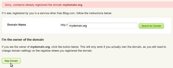 map-domain